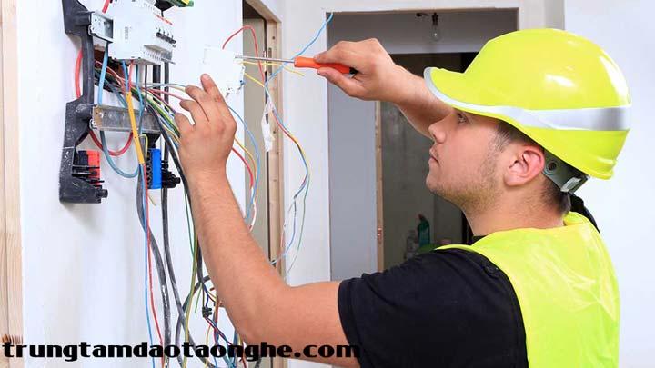 chứng chỉ thợ điện